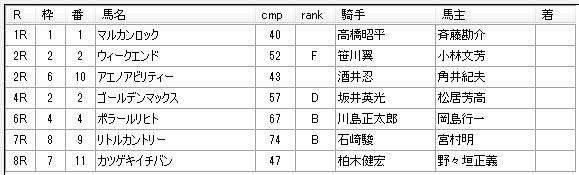 南関競馬 第13回大井競馬2日目2014年11月11日 見解予想