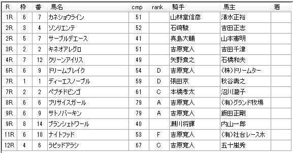 南関競馬 第11回川崎競馬3日目 2015年1月3日 見解予想